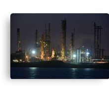 INCITEC PIVOT - KOORAGANG ISLAND Canvas Print