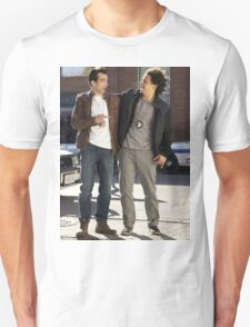 Man Seeking Woman Unisex T-Shirt