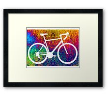 The Ride  Framed Print