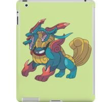 Charizard Pokemon iPad Case/Skin