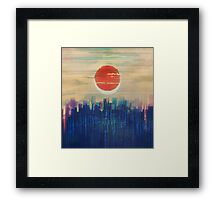 intersection Framed Print