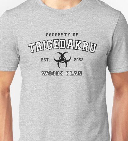 property of trigedakru Unisex T-Shirt