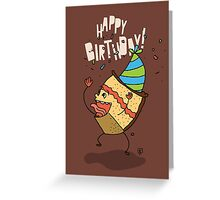 Slice of Cake Greeting Card