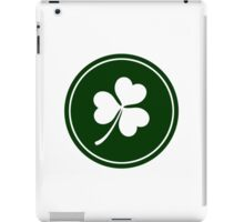 IRISH CLOVER iPad Case/Skin