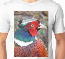 Pheasant. Unisex T-Shirt
