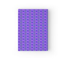 depletedPurple Hardcover Journal