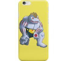 Machoke Pokemon iPhone Case/Skin