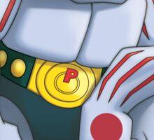 Machoke Pokemon Sticker