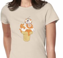 C8ke Pop Womens Fitted T-Shirt