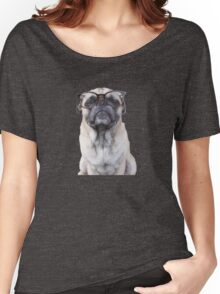 Seeing Eye Pug Women's Relaxed Fit T-Shirt
