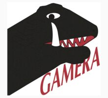 Gamera - White Kids Tee