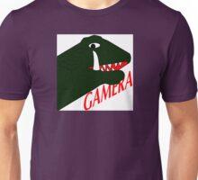 Gamera - White Unisex T-Shirt