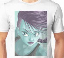 frozen girl Unisex T-Shirt