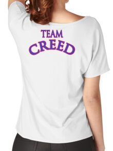 CREED Women's Relaxed Fit T-Shirt