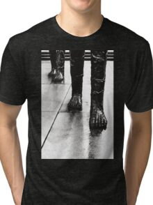 Approach Of The Giants Tri-blend T-Shirt
