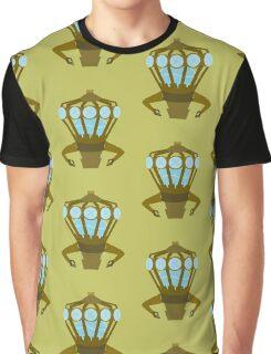 360 Degree Vsion Graphic T-Shirt