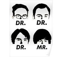 MR & DR Poster
