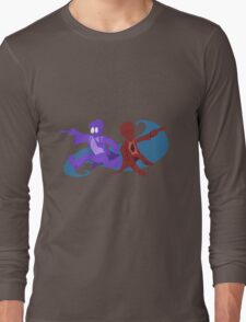 Stupid Fat Plastic Wands Long Sleeve T-Shirt