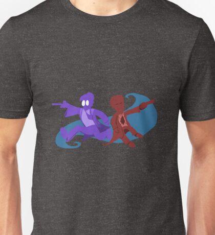 Stupid Fat Plastic Wands Unisex T-Shirt