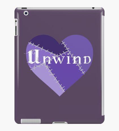Unwind Heart iPad Case/Skin
