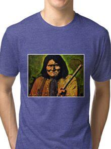 GERONIMO-2 Tri-blend T-Shirt