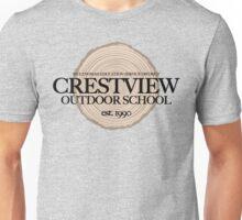 Crestview Outdoor School (fcb) Unisex T-Shirt