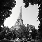 Eiffel Tower by BBCsImagery