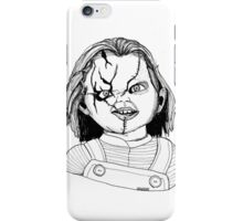 Chucky from Childs Play iPhone Case/Skin