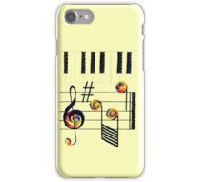 Fringe Short Sharp and Sweet ( Sharpe and Suite) Trans iPhone Case/Skin