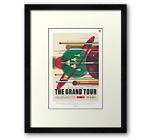 NASA Tourism - Grand Tour Framed Print