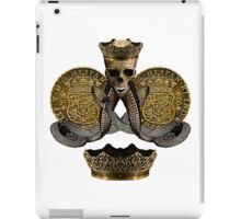 Pirate Royalty And Loyalty iPad Case/Skin