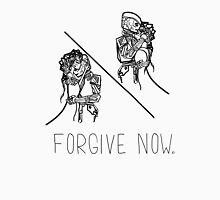 Forgive Now (Black) Unisex T-Shirt