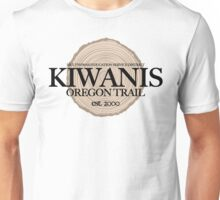 Kiwanis Oregon Trail (fcb) Unisex T-Shirt