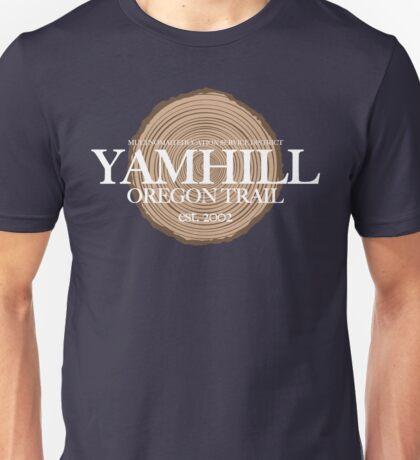 Yamhill Oregon Trail (fcw) Unisex T-Shirt