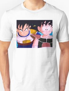Saiyans Unisex T-Shirt