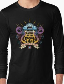Scott Pilgrim - Battle of the Bands Long Sleeve T-Shirt