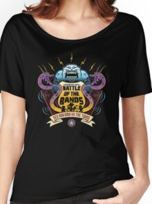 Scott Pilgrim - Battle of the Bands Women's Relaxed Fit T-Shirt