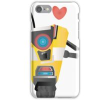 Claptrap Loves You - Version 1 iPhone Case/Skin