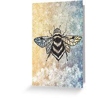 Sunshine, Honey and Rain  Greeting Card