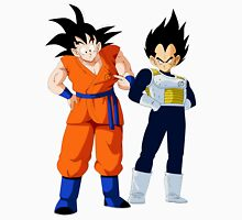 Goku and Vegeta T-Shirt