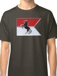 1-153rd Cavalry Regiment Colors Flag Classic T-Shirt
