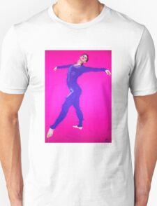 Purple Dancer Unisex T-Shirt