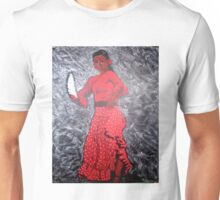 Chica Flamenca Unisex T-Shirt