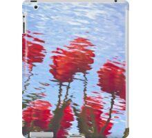 Reflected Tulips iPad Case/Skin