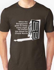 Chuck Norris Facts T-Shirt