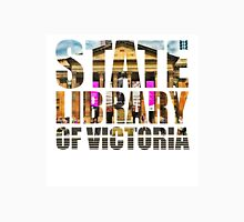 State Library of Victoria Silhouette Unisex T-Shirt