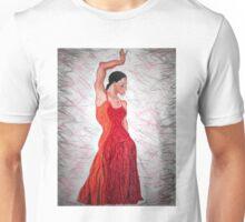 Flamenco Flame Unisex T-Shirt