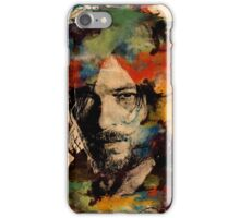 Watercolor Daryl iPhone Case/Skin