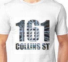161 Collins St Silhouette Unisex T-Shirt
