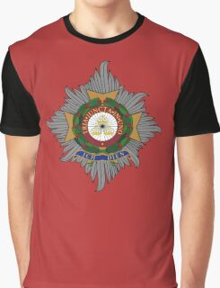 Order of the Bath - Military Grand Cross Star Graphic T-Shirt